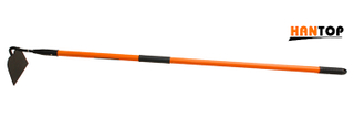 Item No.41643 Garden hoe with long fiberglass handle